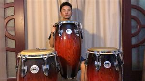 About Congas tuning